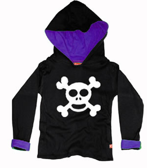 Kids  gt  Funky Kids Hoodies  gt  Clothes For Children  Jolly Roger KidsJolly Roger Kids